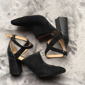 Naturalized Cut Out Booties